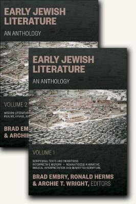 Early Jewish Literature - Brad Embry