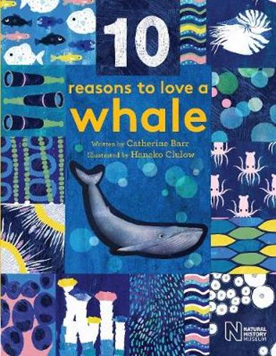 10 Reasons to Love a... Whale - Catherine Barr