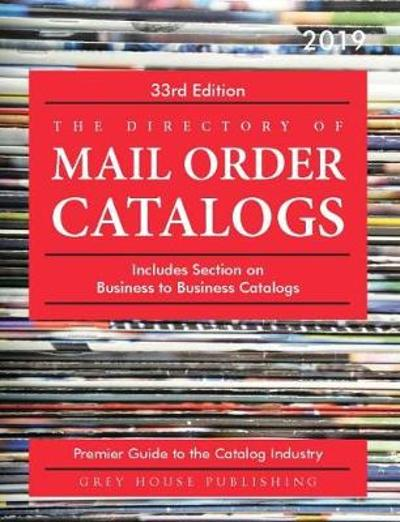 The Directory of Mail Order Catalogs, 2019 - Laura Mars