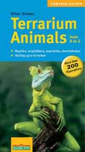 Terrarium Animals from A to Z - Oliver Drewes