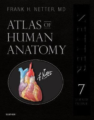 Atlas of Human Anatomy, Professional Edition - Netter