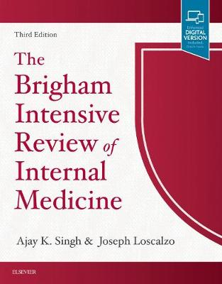 The Brigham Intensive Review of Internal Medicine - Ajay K. Singh