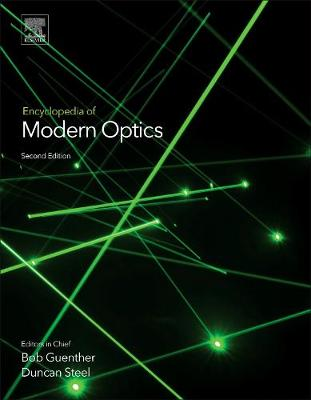 Encyclopedia of Modern Optics - Guenther