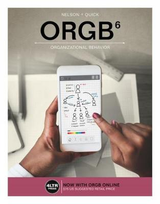 ORGB (with MindTap 1 term Printed Access Card) - James Quick