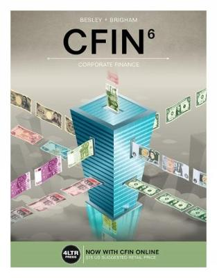 CFIN (with Online, 1 term (6 months) Printed Access Card) - Scott Besley