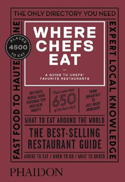 Where chefs eat - Joe Warwick