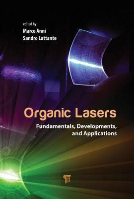Organic Lasers - Marco Anni