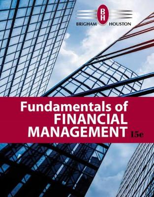 Fundamentals of Financial Management - Joel Houston
