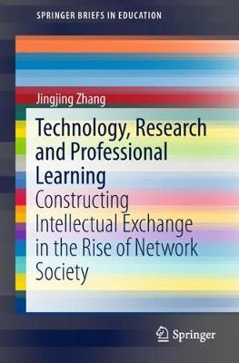 Technology, Research and Professional Learning - Jingjing Zhang