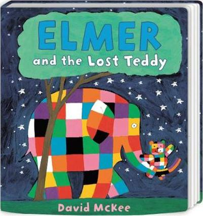Elmer and the Lost Teddy - David McKee