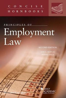 Principles of Employment Law - Ann Hodges