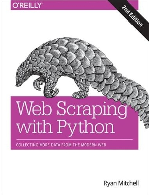 Web Scraping with Python, 2e - Ryan Mitchell