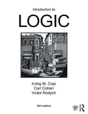 Introduction to Logic - Irving M. Copi