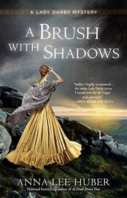 A Brush with Shadows - Anna Lee Huber