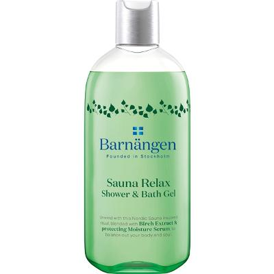 Sauna Relax Shower & Bath Gel - Barnängen Founded in Stockholm