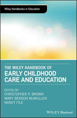 Handbook of Early Childhood Care and Education - Brown