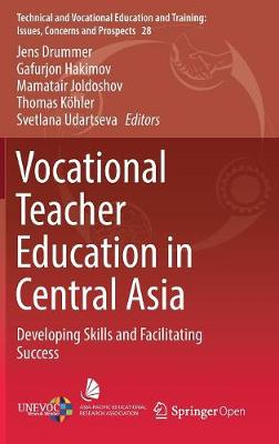 Vocational Teacher Education in Central Asia - Jens Drummer