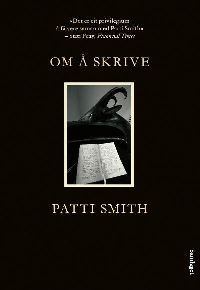 Om å skrive - Patti Smith