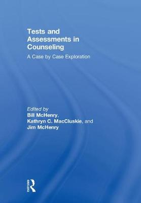 Tests and Assessments in Counseling - Bill McHenry