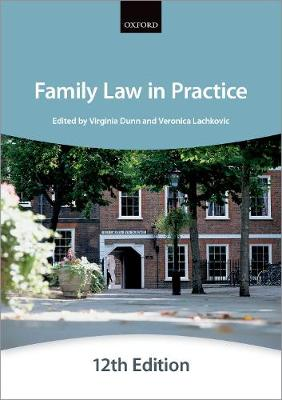 Family Law in Practice - The City Law School