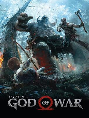 The Art Of God Of War - Sony Computer Entertainment
