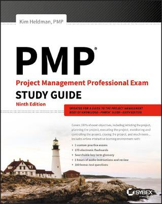 PMP: Project Management Professional Exam Study Guide - Kim Heldman