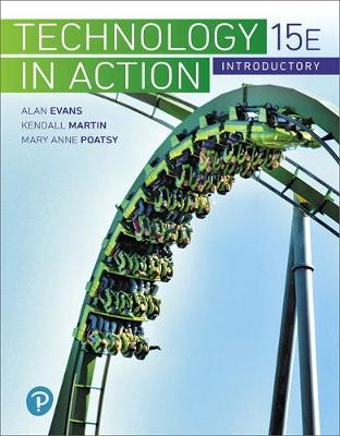Technology In Action Introductory - Alan Evans