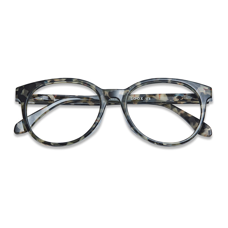 Lesebrille City marble +2 - 