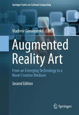 Augmented Reality Art - Vladimir Geroimenko