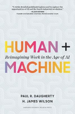 Human + Machine - H. James Wilson