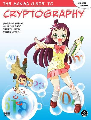 The Manga Guide To Cryptography - Masaaki Mitani