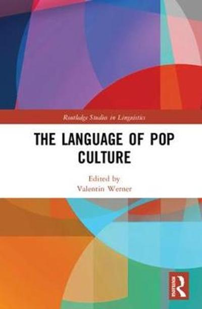 The Language of Pop Culture - Valentin Werner