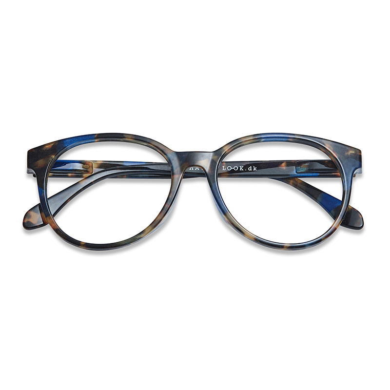 Lesebrille City turtle/blue +2,5 - Have A Look
