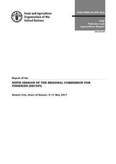 Report of the ninth session of the Regional Commission for Fisheries (RECOFI) - Food and Agriculture Organization