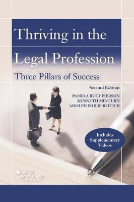 Thriving in the Legal Profession - Pamela Pierson