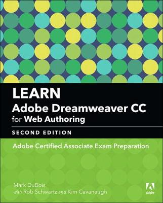 Learn Adobe Dreamweaver CC for Web Authoring - Mark DuBois