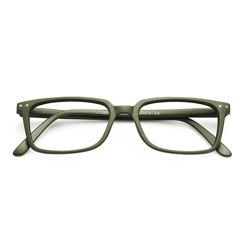 Lesebrille Classic army +2 - Have A Look