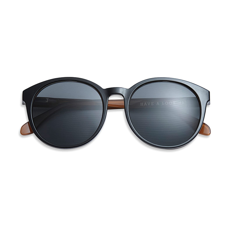 Solbrille Diva black/brown - Have A Look