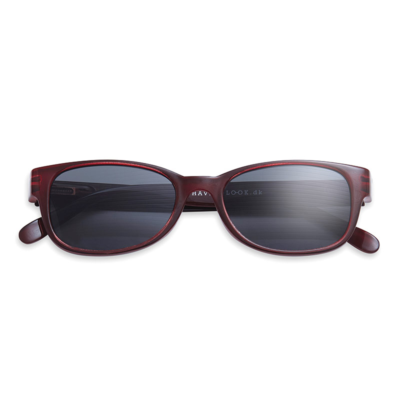 Solbrille Urban red - Have A Look