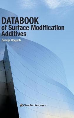Databook of Surface Modification Additives - George Wypych