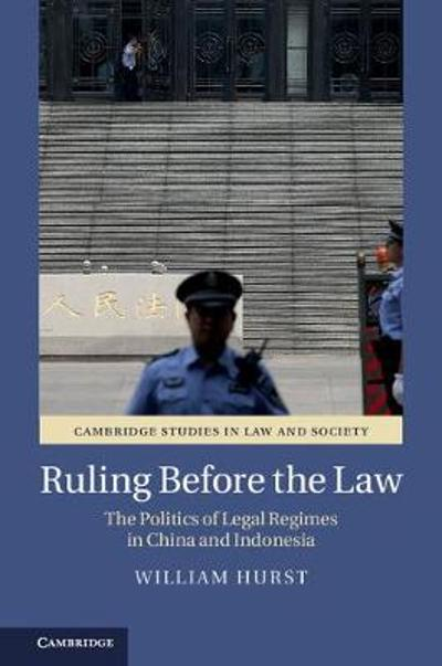 Ruling before the Law - William Hurst
