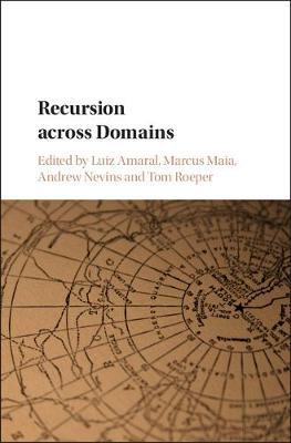 Recursion across Domains - Luiz Amaral - Innbundet (9781108418065
