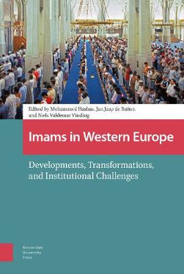 Imams in Western Europe - Mohammed Hashas