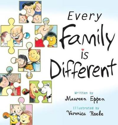 Every Family is Different - Maureen Eppen