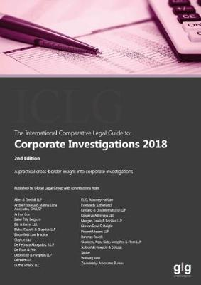 The International Comparative Legal Guide to - Keith Krakaur