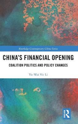 China's Financial Opening - Yu Wai Vic Li