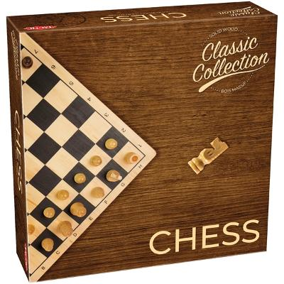 Chess - Wooden Game - Tactic