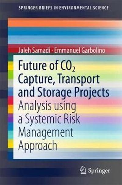 Future of CO2 Capture, Transport and Storage Projects - Jaleh Samadi