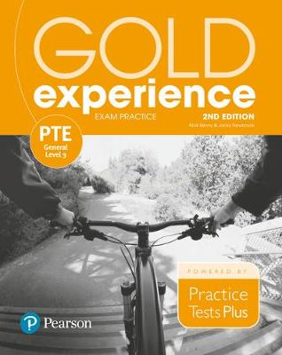 Gold Experience 2nd Edition Exam Practice: Pearson Tests of English General Level 3 (B2) -
