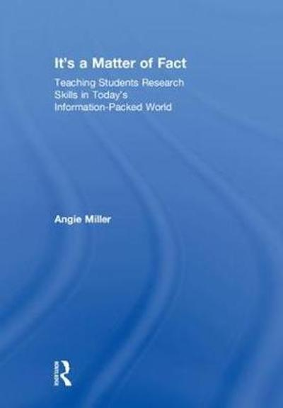 It's a Matter of Fact - Angie Miller